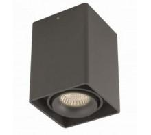 Светильник накладной Donolux DL18610/01WW-SQ Shiny black