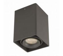 Светильник накладной DONOLUX DL18611/01WW-SQ Shiny black