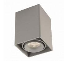Светильник накладной DONOLUX DL18611/01WW-SQ Silver Grey
