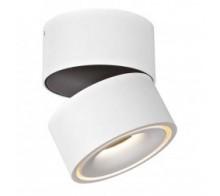 Светильник накладной Donolux DL18617/01WW-R White DIM