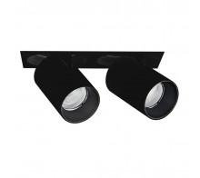 Светильник светодиодный встраиваемый Donolux  DL18621/02SQ Black Dim