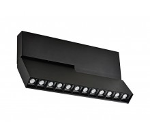 Светильник светодиодный для магнитного трека DONOLUX DL18786/12M Black