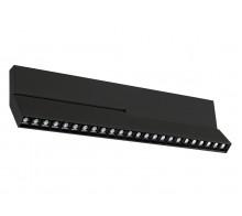 Светильник светодиодный для магнитного трека DONOLUX DL18786/24M Black