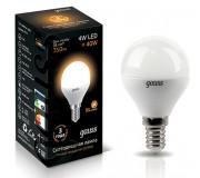 Лампа светодиодная GAUSS EB105101104, EB105101104