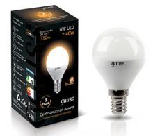 Лампа светодиодная GAUSS EB105101104