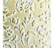Декоративная панель SIBU LL FLORAL White/Gold mat, LL FLORAL White/Gold mat