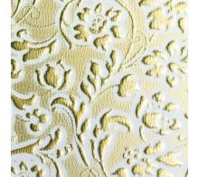 Декоративная панель SIBU LL FLORAL White/Gold mat