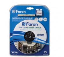 Светодиодная лента 27902 FERON 4,8 W/m IP20 12V LS603 c блоком питания