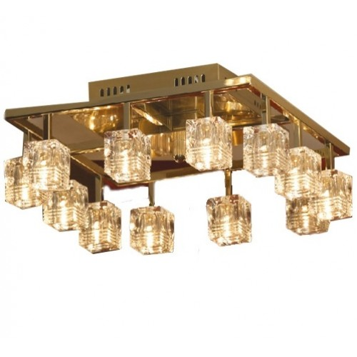 Светильник потолочный LSA-7917-12 LUSSOLE PALINURO