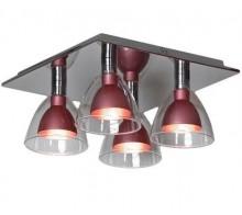 Светильник потолочный LSF-0707-04 LUSSOLE LIVORNO