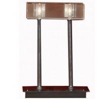 Лампа настольная LSF-1304-02 LUSSOLE NOTTE-di-LUNA