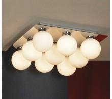 Светильник для ванной LUSSOLE LSQ-8907-09 MALTA