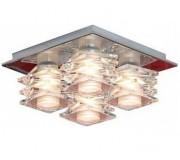 Светильник потолочный LSX-2507-04 LUSSOLE CREVARI, LSX-2507-04