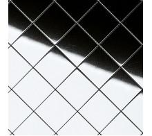 Декоративная панель SIBU MSC Rhombus Silver 15x15 flex. Classic