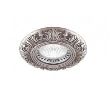 Точечный светильник N1553-Old Silver DONOLUX