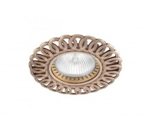 Точечный светильник N1555-French Gold DONOLUX