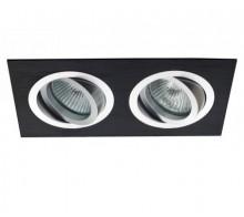 Точечный светильник DONOLUX SA1522-Alu/Black
