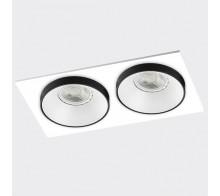 Светильник встраиваемый ITALLINE SOLO WHITE SP02/ring