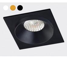 Светильник встраиваемый ITALLINE SP SOLO BLACK SP01/ring