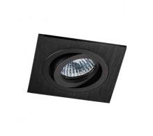 Светильник встраиваемый MEGALIGHT SAG 103-4 black/black