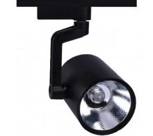 Светильник трековый светодиодный 30Вт черный TL03055BL