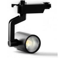Светильник трековый светодиодный 10Вт 3000К черный TL1055BL