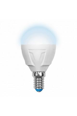 Лампа диммируемая светодиодная Uniel UL-00000692 Е14 6W 4500K