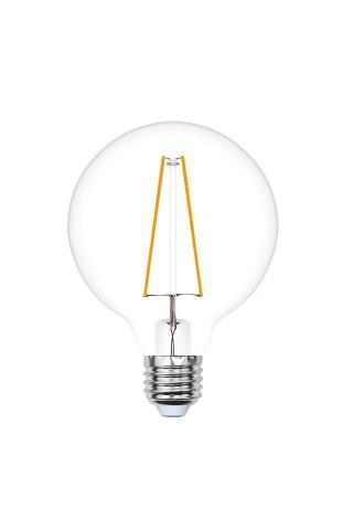 Лампа светодиодная Vintage LED-G95-4W/GOLDEN/E27 GLV21GO
