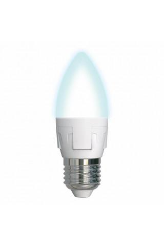 Лампа диммируемая светодиодная Uniel UL-00004295 Е27 7W 4000K