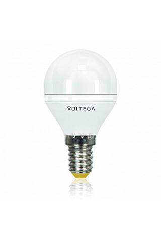 Лампа диммируемая светодиодная Voltega 5494 E-14 6W 4000K