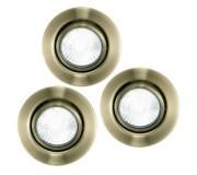 Комплект точечных светильников EGLO 87380 EINBAUSPOT, 87380