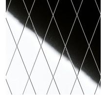 Декоративная панель SIBU MSC Diagonal Silver Classic 15x15 flex Classic