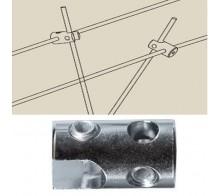 Колодка для тросовых систем PAULMANN 978.019 COMBI SYSTEMS