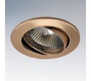Точечный светильник LIGHTSTAR 011022 LEGA HI ADJ, 011022