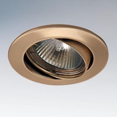 Точечный светильник LIGHTSTAR 011022 LEGA HI ADJ