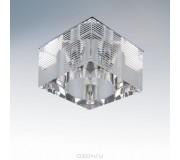 Точечный светильник LIGHTSTAR 004055 QUBE LT STRIATO, 004055