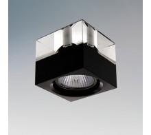Точечный светильник LIGHTSTAR 004147 META QUBE CR-NERO