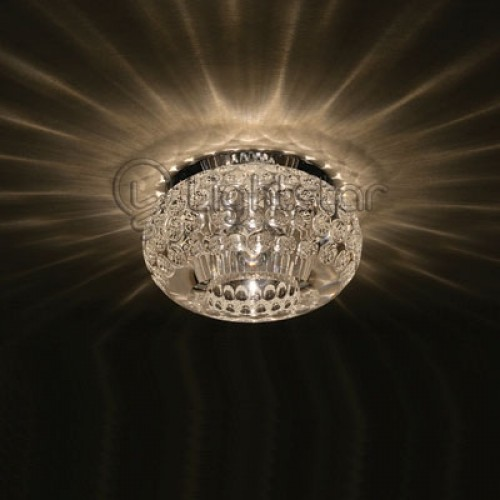 Точечный светильник LIGHTSTAR 004150 BOLLA SPHE CR
