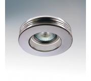 Точечный светильник LIGHTSTAR 006114 LEI CROMO, 006114