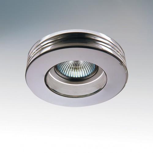 Точечный светильник LIGHTSTAR 006114 LEI CROMO
