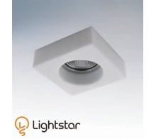 Точечный светильник LIGHTSTAR 006146 LUI MINI BIANCO