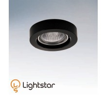 Точечный светильник LIGHTSTAR 006157 LEI MICRO NERO