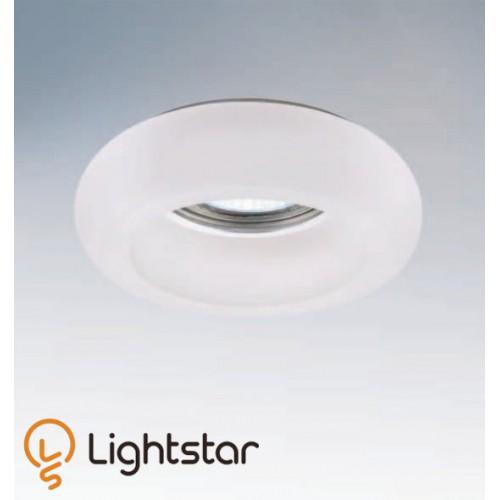 Точечный светильник LIGHTSTAR 006201 TONDO OPACO