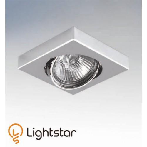 Точечный светильник LIGHTSTAR 006244 MATTONI QUAD