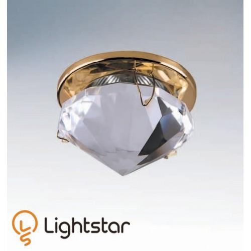 Точечный светильник LIGHTSTAR 009002 DIAMO HI
