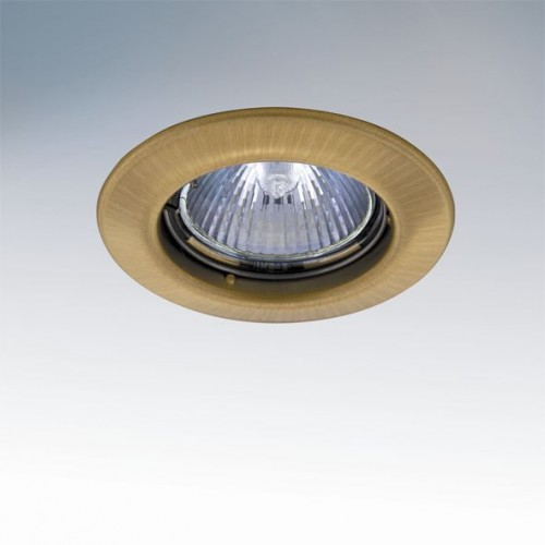 Точечный светильник LIGHTSTAR 011073 TESO