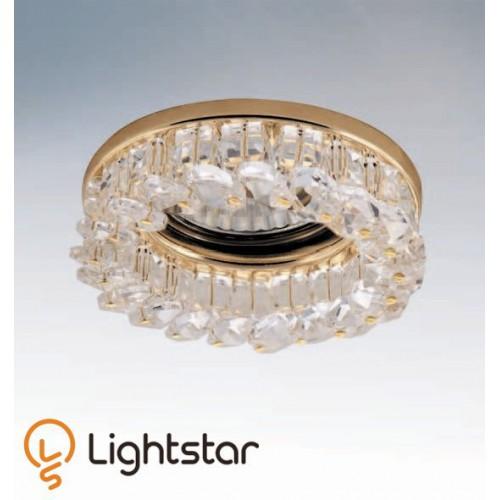 Точечный светильник LIGHTSTAR 030402 ROCCO CR