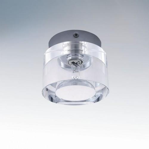Светильник накладной LIGHTSTAR 160104 TUBO CR