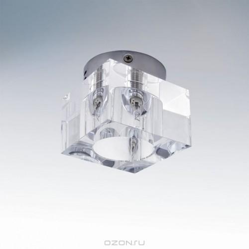 Точечный светильник LIGHTSTAR 160204 CUBO CR