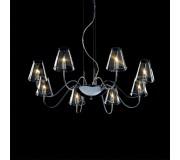 Люстра подвесная LIGHTSTAR 758084 DIAFANO, 758084